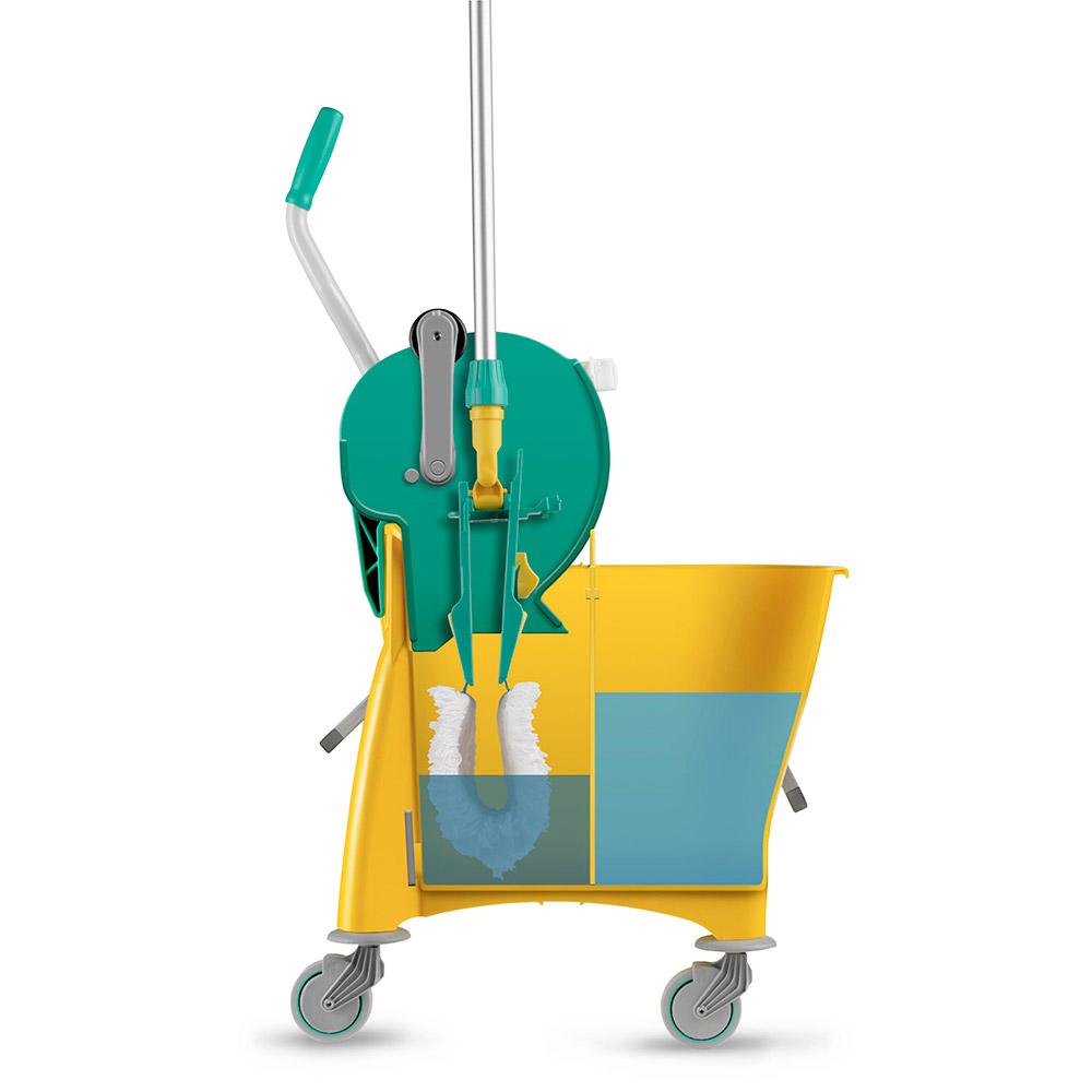 Ведро для уборки Witty с отжимом Dry купить в Минске